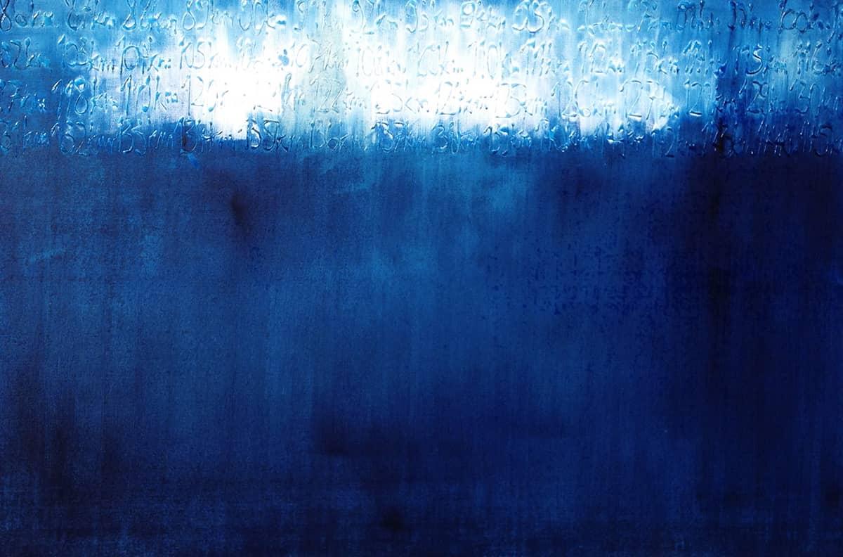Camino de Santiago de Compostela No. 2 | Spain - 100 x 150 cm, mixed media and oil on canvas, 2014